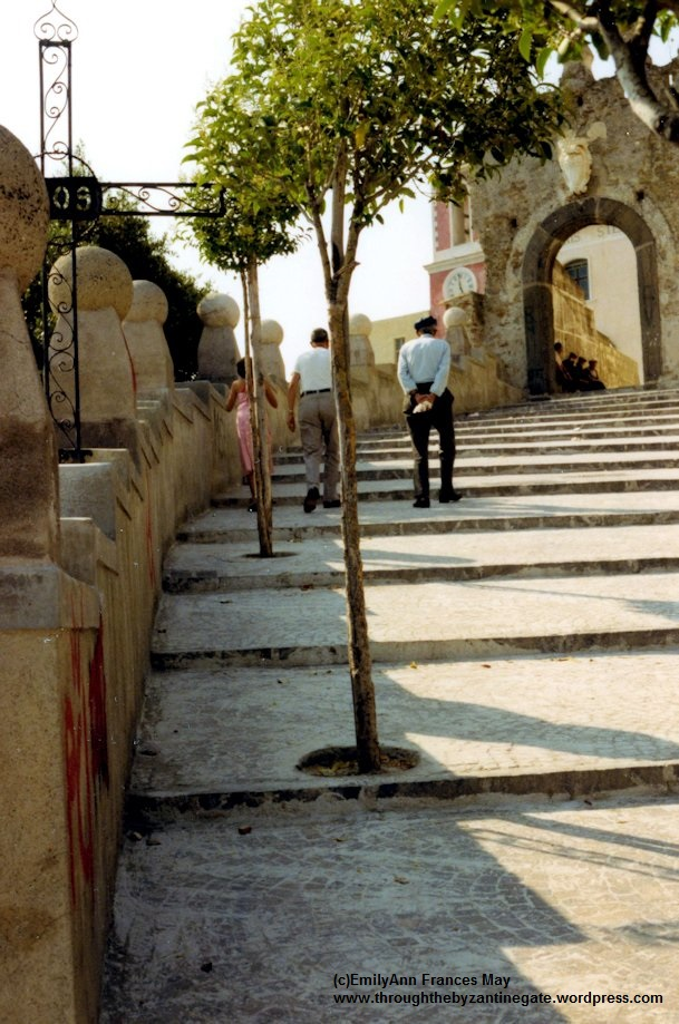 3-Stairs to the Byzantine Gate