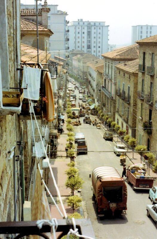 4-Agropoli outside Italia's Apartment