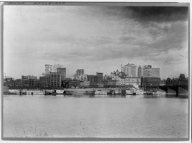 11b-Pittsburgh 1900s