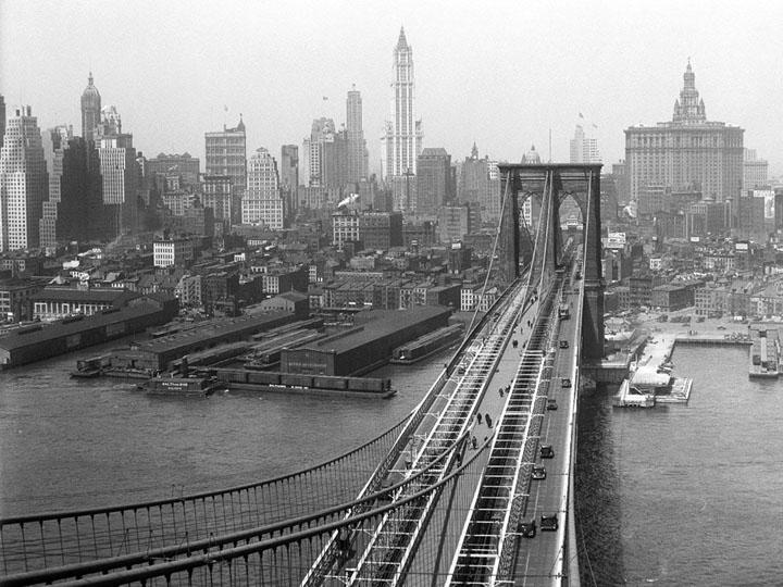 11c-Brooklyn Bridge 1933