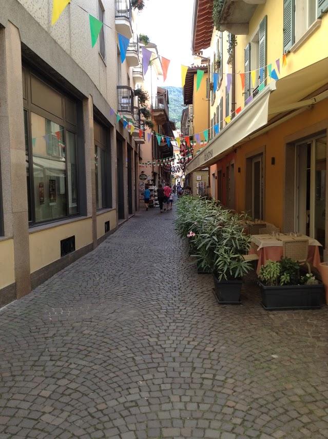 Stresa alley