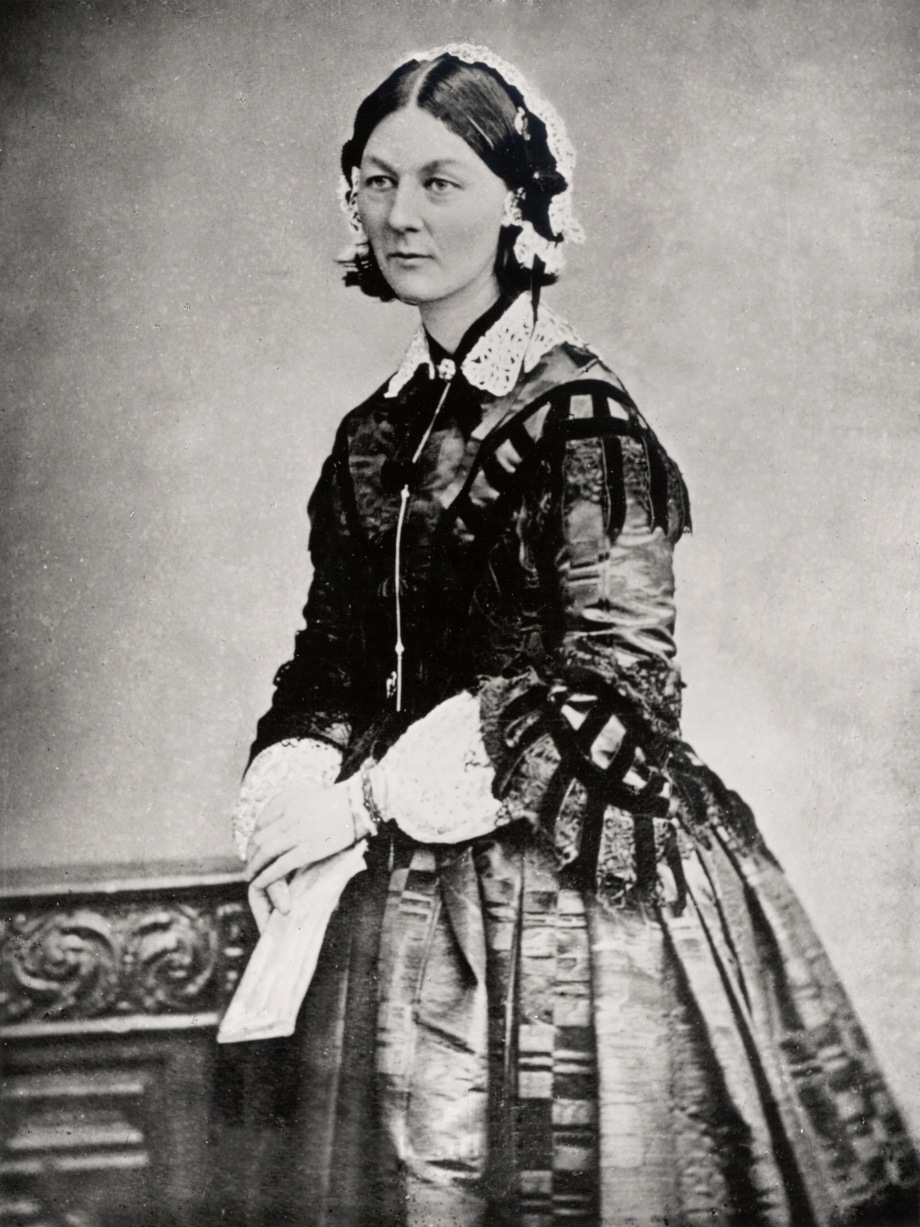 39a-Florence Nightingale photo