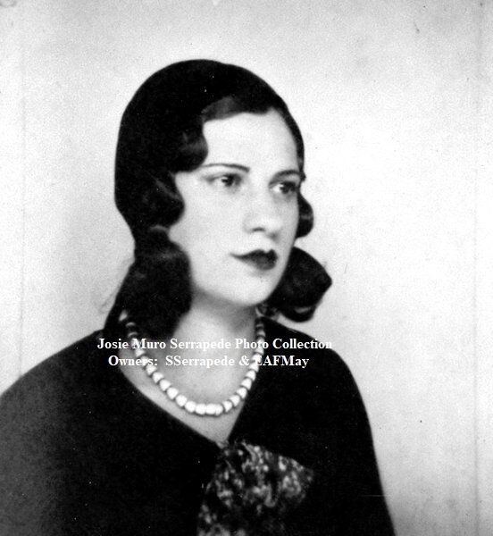 45-Josie Muro circa 1928 internet