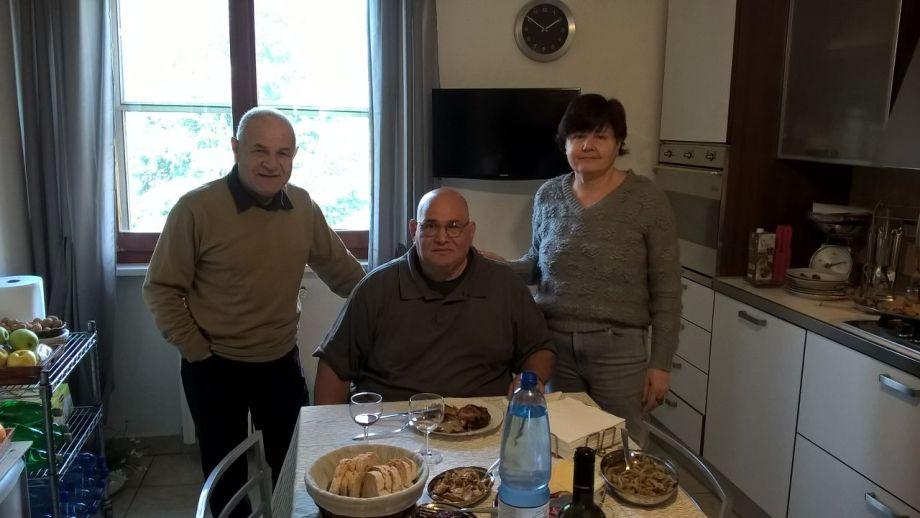 46g-Michael Muro and Antonio Aiello and Wife