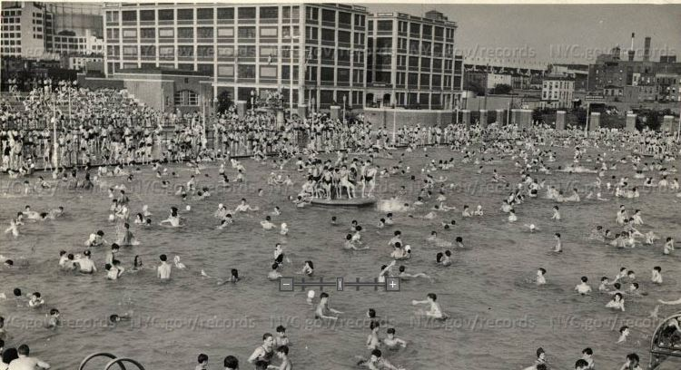 48-Red Hook Swimming Pool Undated