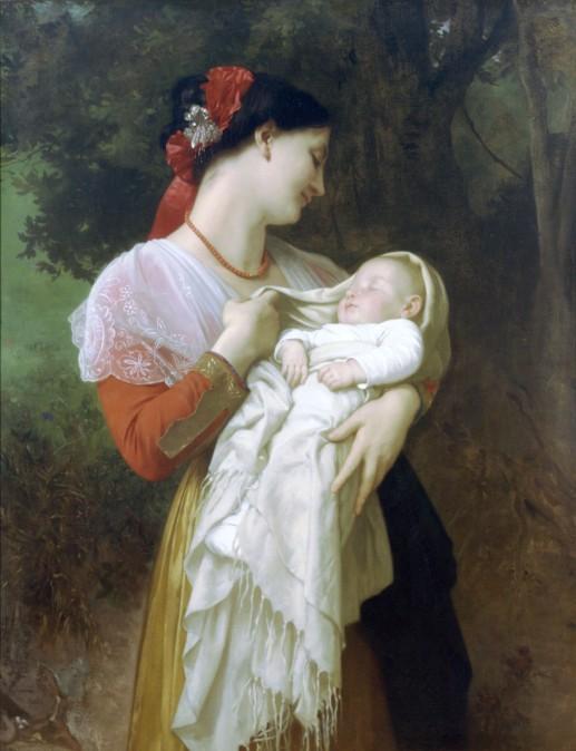 maternal admiration)