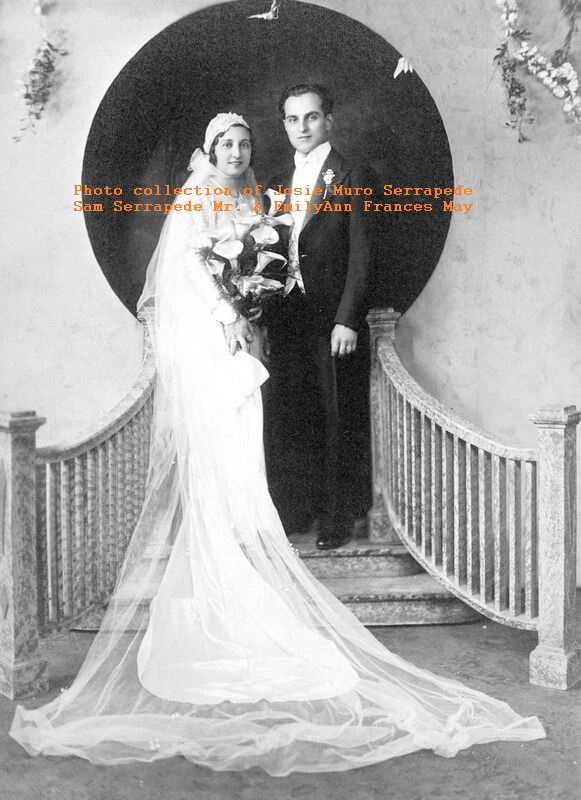 Mystery Wedding late 1920s-early 1930s